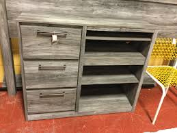 Coleman Furniture Baystorm Gray Media Chest