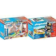 puppenhaus spielzeug playmobil dollhouse 2er set 70206