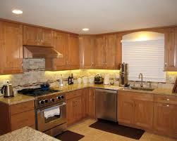 Kitchen Designs With Maple Cabinets Fair Ideas Decor Attractive Design Kitchens Creative