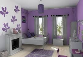 Good Color Combos With Purple For Young Women Bedroom Ideas