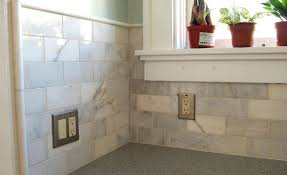 Kitchen Backsplash Home Depot Brick Tile — New Home Decor