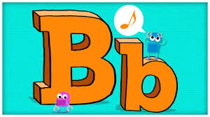 ABC Song The Letter B