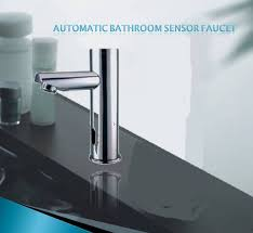 Touchless Bathroom Faucet With Temperature Control by Bathroom Faucets Bathroom Sink Faucets Hands Free Faucets