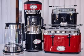 The Retro Line Of Russell Hobbs Appliances Credit An Rong Xu For New York Times