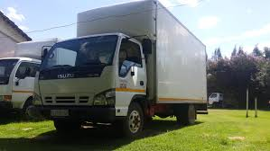 Ex RTT 2007 Isuzu 4 Ton Closed Body Truck For Sale | Junk Mail