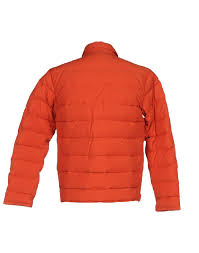 penfield down jacket orange men coats and jackets 41648522nw