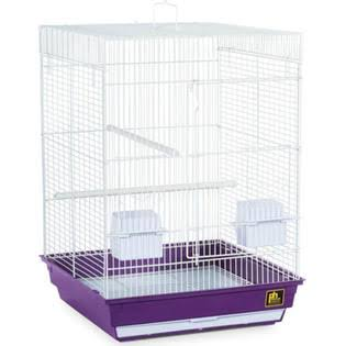 "Prevue Pet Products Economy Cockatiel Cage - 16"" X 16"", Medium, 4 Pack"