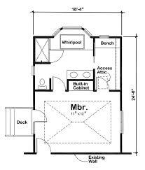 loft conversion master suite floor plan novocom top