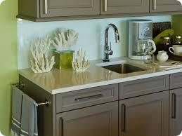 where do you end a kitchen backsplash designed