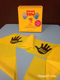 Handee Band Helps Preschool Aged Kids With Hand Upper Body And Core Strength