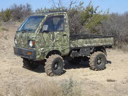 100 Little Trucks Mini Are Like Midgets With Camo Yes Youre Doing It