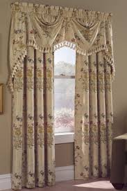 Anna Lace Curtains With Attached Valance by 40 Best Rod Pocket Curtains Images On Pinterest Rod Pocket