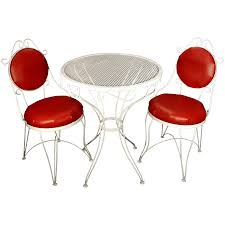 Vintage Mid Century Red White Wrought Iron Ice Cream Parlor Patio ... Ice Cream Chairs Teonghockinfo Amul Icecream Parlor Indarprast Vijya Banaras Posts Facebook Lancaster Table Seating Green Hairpin Cafe Chair With 1 14 Thonet Style Brass Curlicue Bistro Set Chairish Amazoncom I Scream For Ice Cream Plastic Cover Toys Games Office Sale Computer Prices Brands Sunflower 3piece Alinum Outdoor Sethd5208ab The Home Depot Vintage Table Set 4 Red Outdoor Etsy Serendipity Chic Design Refinished Shabby Chic And 5pc Bent Iron Parlor Chairs Z A Fniture Hydraulic Beauty Parlour Buy