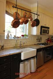 Best 25 Pot Rack Hanging Ideas Pinterest Pots In Kitchen Plans