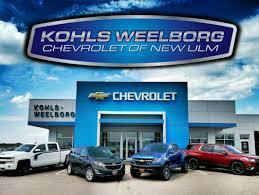 100 Truck Rental Mn Weelborg Chevrolet In New Ulm MN Serving Fairmont Mankato