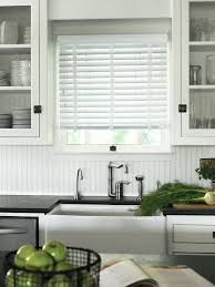 kitchen sink window curtain ideas treatments decorating above