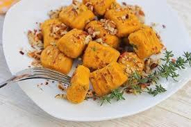 Pumpkin Gnocchi Recipe by Last Minute Pumpkin Gnocchi