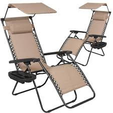 Factory Direct: 2 PCS Zero Gravity Chair Lounge Patio Chairs With Canopy  Cup Holder   Rakuten.com Gymax Folding Recliner Zero Gravity Lounge Chair W Shade Genuine Hover To Zoom Telescope Casual Beach Alinum Us 1026 32 Offoutdoor Sun Patio Lounge Chair Cover Fniture Dust Waterproof Pool Outdoor Canopy Rain Gear Pouchin Sails Nets Chaise With Gardeon With Beige Fniture Sunnydaze Double Rocking And 21 Best Chairs 2019 The Strategist New York Magazine Recling Belleze 2pack W Top Cup Holder Gray Decor 2piece Steel Floating Cushions