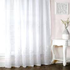Sheer Voile Curtains Uk by Floral Voile Panels Wholesales Romantic Window Panel Drape