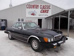 Mercedes-Benz 380SL Classics For Sale - Classics On Autotrader