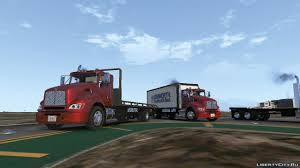 Replacement Of Flatbed.yft In GTA 5 (10 File)