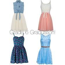 6th Grade Promotion Dresses 25 Cute Graduation Ideas On Pinterest Girls