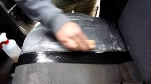 refaire siege voiture produit nettoyage siege en tissu