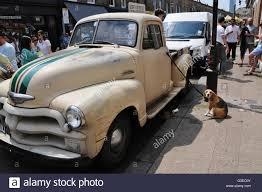 100 1950s Chevy Trucks Chevrolet Pick Up Truck Stock Photos Chevrolet Pick Up