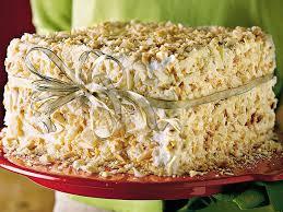 White Chocolate Almond Cake Recipe