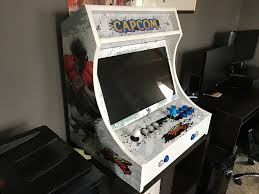 Bartop Arcade Cabinet Kit by My First Bar Top Arcade Personally Built Cade
