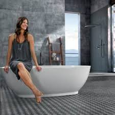 ceramin wasserfester bodenbelag fürs badezimmer
