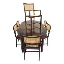 Set Of 6 Vintage Rosewood Dining Chairs Mid Century Hong Kong
