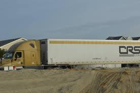 Tractor Trailer Takes 2.5 Mile Ride Down Atlantic City Boardwalk ...