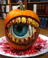 Scariest Pumpkin Carving Ideas by 14 Game Changing Pumpkin Carving Ideas On Pinterest Tobi Blog