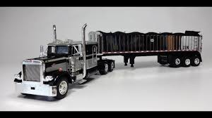 1:64 Peterbilt 379 & MAC Coal Dump Trailer 2013 Toy Truck'N ...
