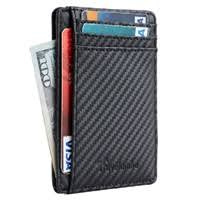 travelambo front pocket wallet 16 99 techbargains