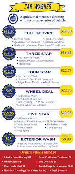 Full Service Car Washes Get A Fabulous Car Wash Freddys 702 9335374 Home Innout Express North Hollywood Ca Detailing Inexterior Ldon Road Services Prices Poconos Auto Service Price Menu Yelp At Jax Kar Truck Semitruck Onsite Oryans Monticello Car Wash Prices Pinterest