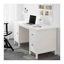 hemnes desk white stain ikea