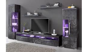 wohnzimmermöbel hochglanz auf rechnung kaufen baur