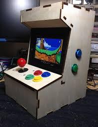 the porta pi a diy mini arcade cabinet for raspberry pi by ryan