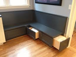 Furniture: How To Build Banquette | Banquette Seating Plans ... Stupendous Diy Banquette Storage Bench 126 Amazing Building Plan 36 Seating Plans How Build Design Wonderful To A Fniture Leather Ding Corner Kitchen Table Seat Built In For Elegant With Cool Home Attractive Splendid