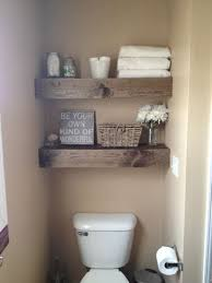 diy 15 chunky wooden floating shelves small spaces shelves and