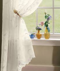 Battenburg Lace Curtains Ecru by White Curtains U0026 White Drapes Country Curtains