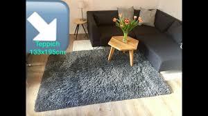 teppich wohnzimmerteppich ikea fransenteppich