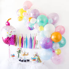 3pcsLot Clear Confetti Balloon Happy Birthday Wedding Party Decorations
