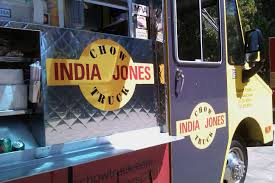 India Jones Truck | Left Coast Contessa