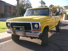 Ford F250 4x4 460 4speed - Classic Ford F-250 1978 For Sale