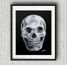 Green Bay Packers Pumpkin Stencil Printable by Halloween Decor Skull Art Print Skull Poster Skull Head Skull