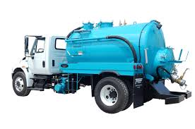 100 Septic Truck 1500 IMP GALLON SEPTIC TRUCK