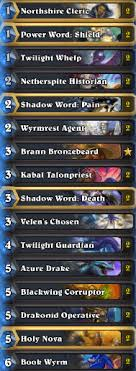 wild format tier list archives hs decks and guides